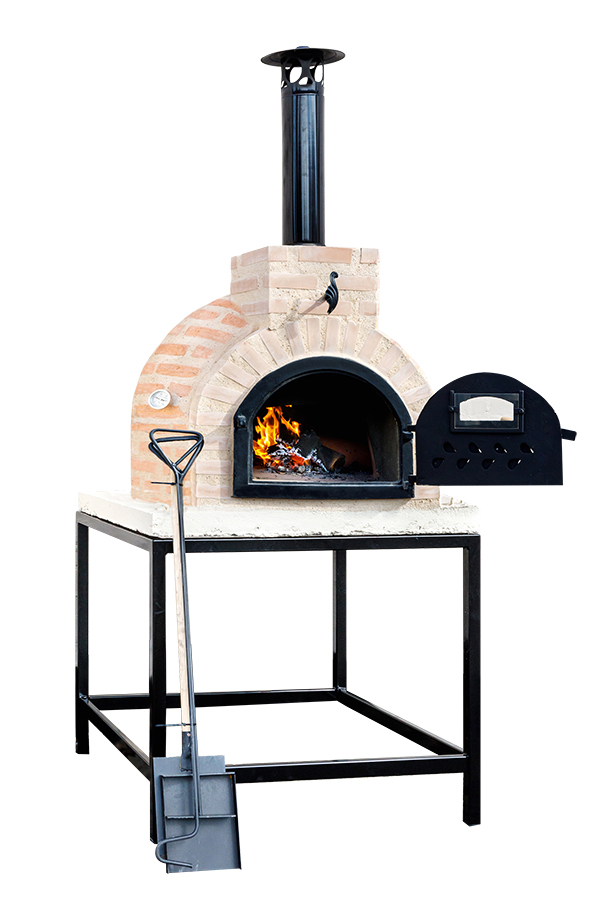 Fuego Brick 90 – Professional Brick Pizza Oven