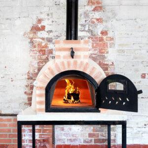 Fuego Clasico 80 – Outdoor Clay Pizza Oven