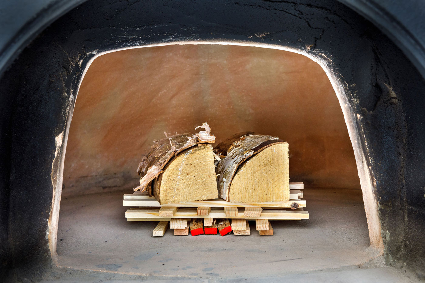 How To Cured Your Wood-Fired Oven