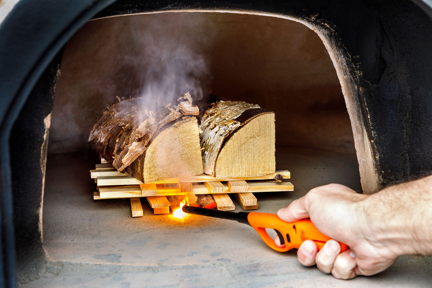 How To Cure Your Wood-Fired Oven