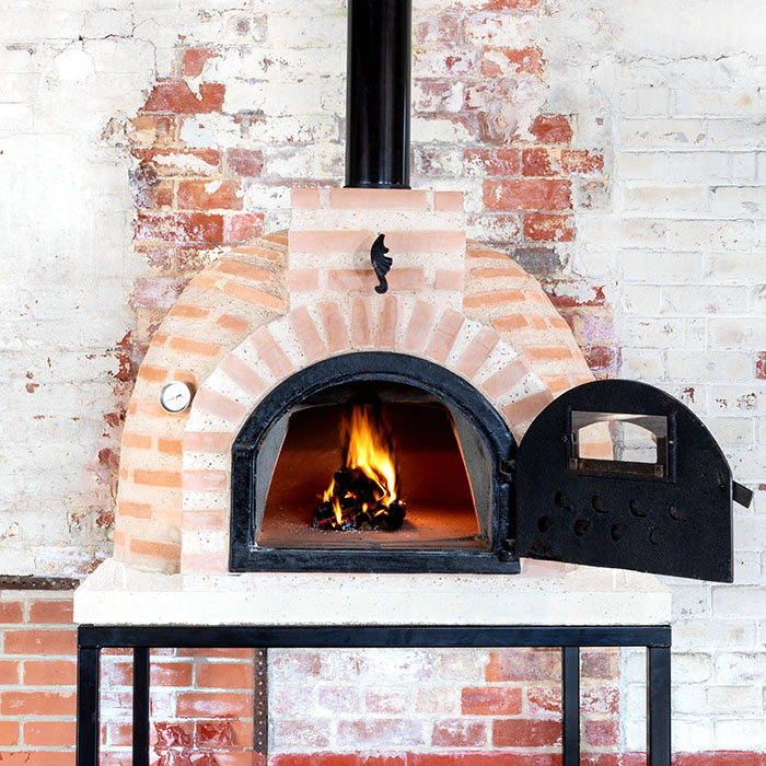 Fuego Brick 90 – Professional Brick Pizza Oven