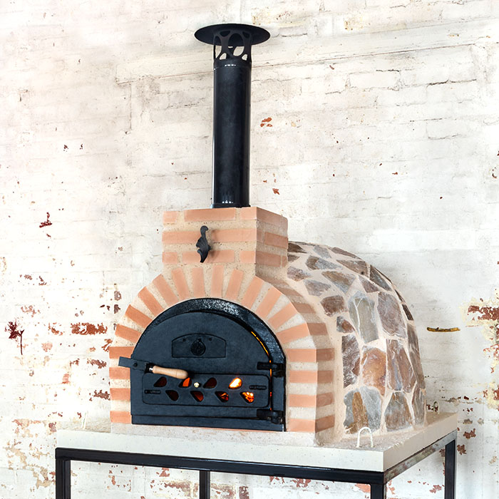 Fuego Stone 90 – Large Wood Fired Pizza Oven