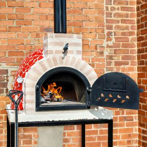 Fuego Mosaic 65 – Hand-Made Outdoor Oven