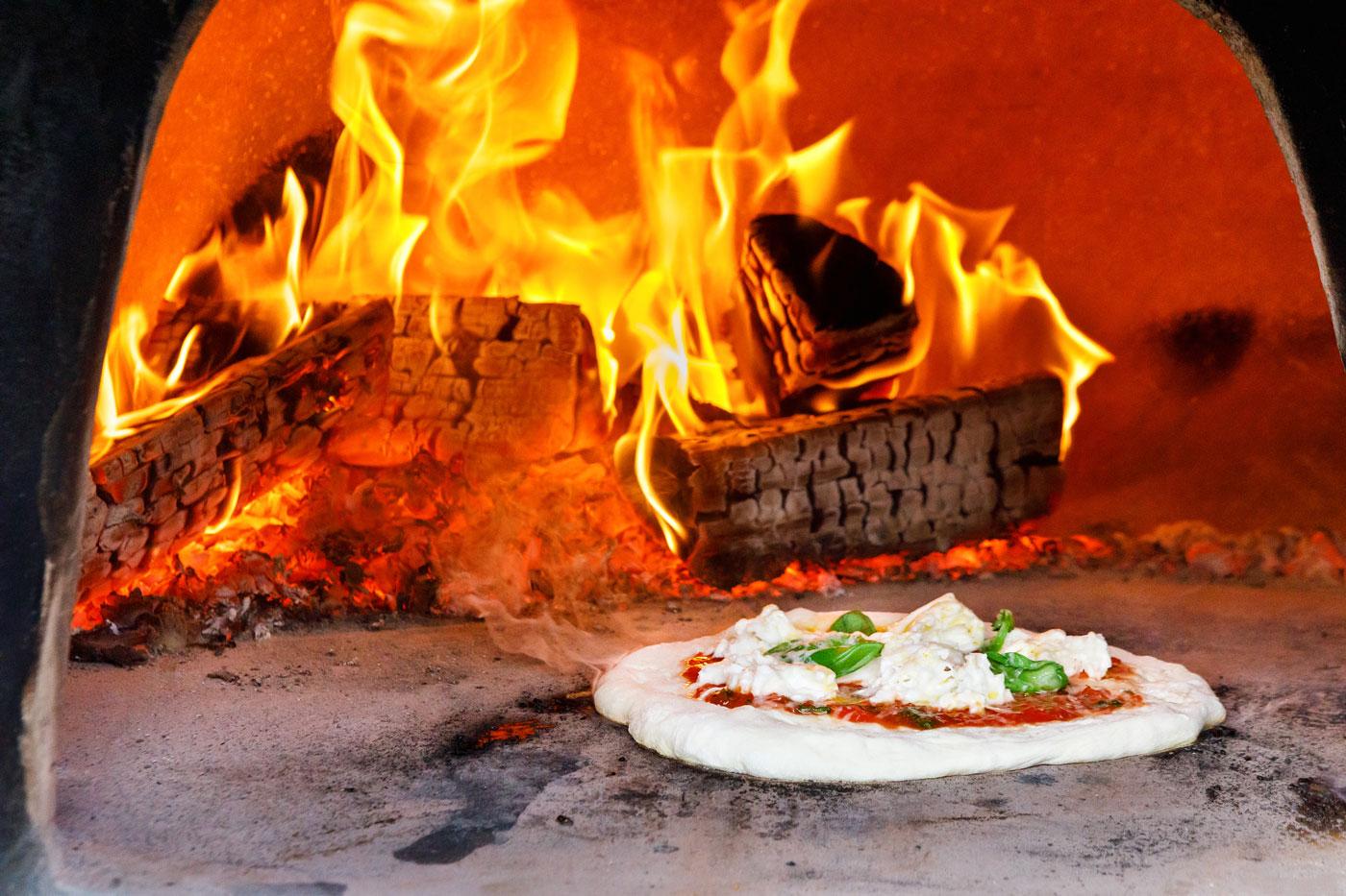 Classic Neapolitan Pizza