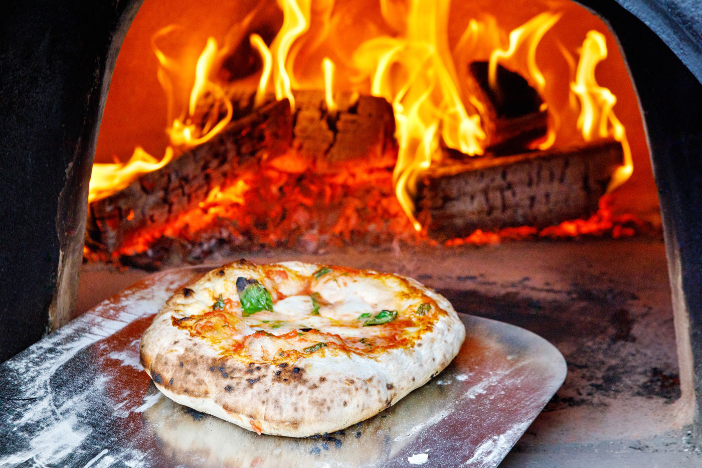 Neapolitan Pizza Recipe Wood Fired Pizza Recipe Fuego