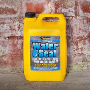 Everbuild 402 Water Seal 5 Litre