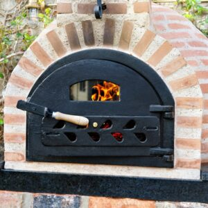 Fuego Oven Replacement Glass Window