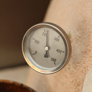 Fuego Pizza Oven Thermometer 30cm