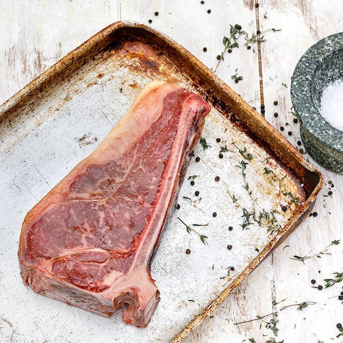 Rubia Gallega Capricho Oro Rib Steak 1Kg